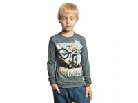 Джемпер для мальчика (5-8 лет)