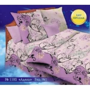Комплект постельного белья из цветной бязи 147х212