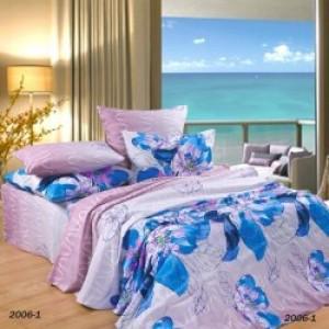 Комплект постельного белья Бязь евро