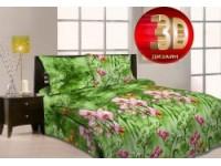 Комплект постельного белья из набивной бязи ГОСТ 240х220 см