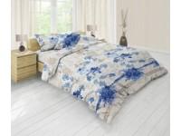 Комплект постельного белья из набивной бязи ЕВРО