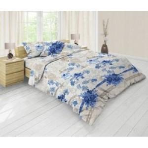 Комплект постельного белья из набивной бязи