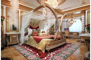 Как выбрать текстиль для спальни