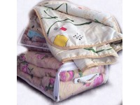 Ватиновое одеяло-покрывало  1,5 СП